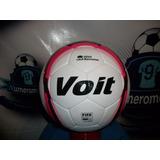Balón Original Liga Mx Voit Lummo Profesional Match Ball 017