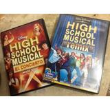 High School Musical Remix 2dvd Y El Concierto 1dvd 3x329