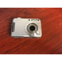Camara Digital Sony Cyber-shot Dsc-s700 7.2 Mpx Optical Zoom
