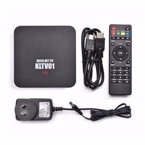 Convertidor Smart Tv Android Kelyx Klvt01 4k La Plata
