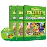 Libro Enciclopedia Estudiantil Biología Y Ciencia 3 T Cd