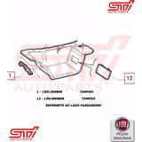 Par Tampa Revestimento Degrau Fiat Ducato Original