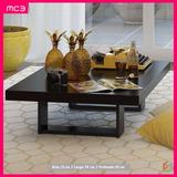 Mesa De Centro Exclusiva Minimalista Moderna Calidad (mc3)