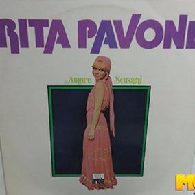 Rita Pavone 1977 Amore Scusami Lp Io Che Amo Solo Te