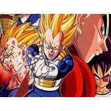 Painel Decorativo Festa Dragon Ball Z Goku [2x1,5m] (mod7)