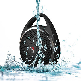 Label Sounddew Wireless Water Resistant Shower Speak -negro