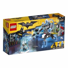 Lego Batman 70901 Ataque Gelido De Mr Freeze Original