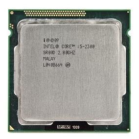 Processador Intel Core I5 2300, Quad-core, 2.8ghz Lga 1155