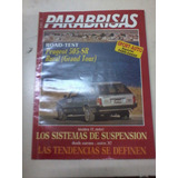 Revista Parabrisas Marzo De 1987 Peugeot 505 Sr Rural Grand