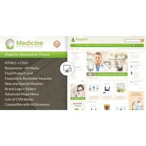 Mega Loja Magento Comestico Farmácia Petshop 2015