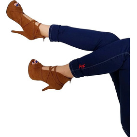Hermosos Zapatos Altos Mujer Calidad Colombina Envio Gratis