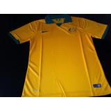 Camisa Australia Home Copa 2014 Tam. M