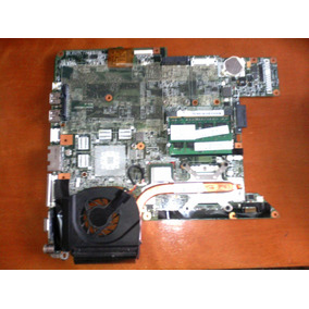 Tarjeta Madre Compaq F700 Para Reparar Se Vende Completa