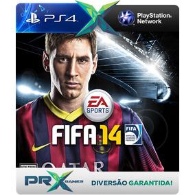 Fifa 14 - Fifa 2014 - Ps4 Código Psn Original 1 Português !