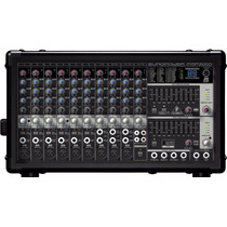 Mesa De Som Behringer Pmp2000 Mixer Amplificado Promoção