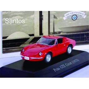 Miniatura Puma 1/43 Gte Carros Inesquecíveis Brasil 1/43