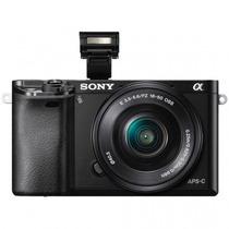 Sony Alpha A6000 Lente 16-50mm Nota Fiscal Garantia Brasil