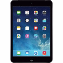 Apple Ipad Mini 2 Retina 32gb Wifi Me277e/a Cinza- Retire Sp