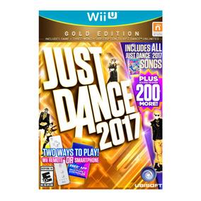 Juego Wii U Game Just Dance 2017 Gold Wiiu Ibushak Gaming