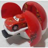 Garage Con Auto Cars Original Ditoys Rayo Mc Queen