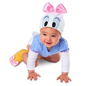 Disfraz Daisy Bebe Niña Disney Store Vestido