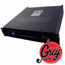 Zkx Sa2200 Unidad De Potencia 850w 4 Canales Ohms Grey Music
