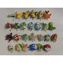 Jibbitz Pokemon Kit Com 7 Unidades - Pin Crocs / Pulseira