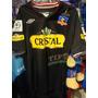 Camiseta Colo Colo 2013 Negra Muñoz - Tifossi