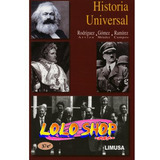 Historia Universal Rodriguez Arvizu Digital Limusa