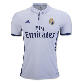 Jersey Playera Real Madrid 2016-2017 Climacool 100% Original