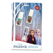 Set De Esmaltes Frozen Ii Disney
