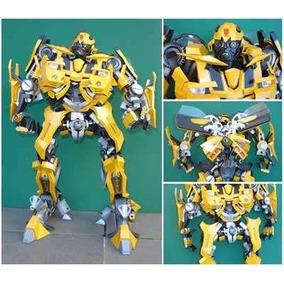 Bumblebee Transformer Papercraft Monte O Seu