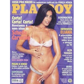 Revista Playboy 2000 - Sheila/gretchen/ellen Roche/eliana