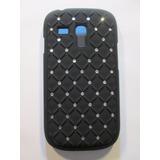 Capa Capinha Samsung Galaxy S 3 S3 Mini - I8190 Várias Cores