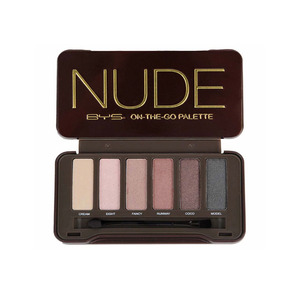 On The Go Eyeshadow Palette Nude Bys