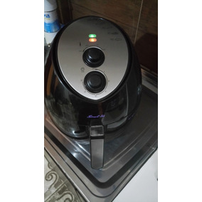Freidora Eléctrica Sin Aceite 3,5lts Smart Tek Air Fryer
