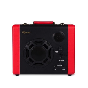 Caixa De Som Amplificada Raveo Pulse Bluetooth 30w Novo