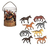 Juguete Terra - Animales Mini Figure Set