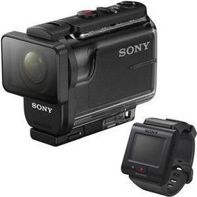 Filmadora Sony Hdr-as50r C/ Controle As50r Wifi Brinde+64gb