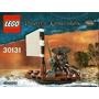 Juguete Lego Piratas Del Caribe El Barco De Jack Sparrow Co