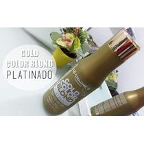 Matizador Gold Color Blond 500ml Le Charmes Juju Salimeni