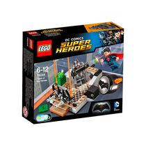 Lego Super Heroes 76044 Confronto De Heróis 92 Pçs Original