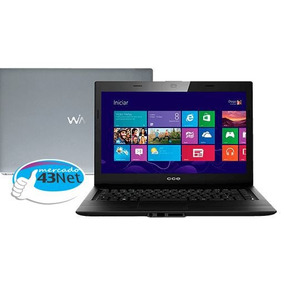Notebook Cce F4030 Intel Celeron 2gb 500gb Win 8.1 14 3d Nf