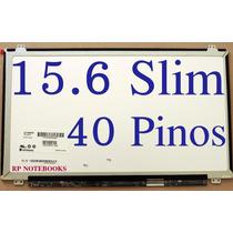 Tela 15.6 Led Slim Lp156whb Dell Inspiron 15 - 3521 40 Pinos