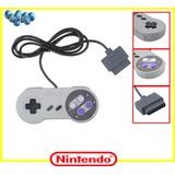 Controle Super Nintendo Snes - Novo