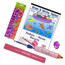 Artículos Escolares Zurdos (tijeras, Lápices, Regla Y Más)