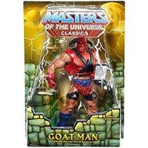 Juguete He-man Masters Del Universo Clásicos Exclusiva Figu