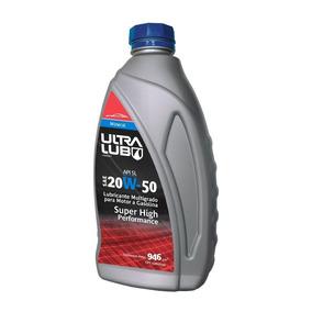 Aceite Mineral Sae 20w-50 Api Sl 946ml