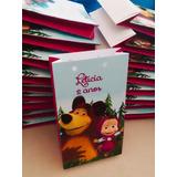 30 Sacolinha Surpresa + 30 Convite 10x15 Envelope Aniversári