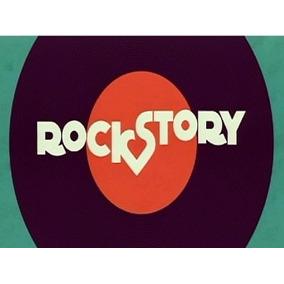 Novela Rock Story - 60 Dvds